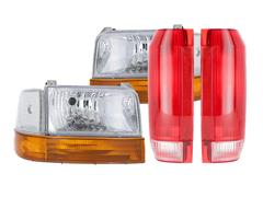 1993-1995 Ford Lightning Lights