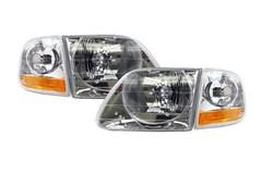 2001 Ford Lightning Lights