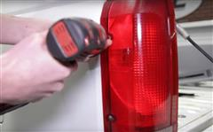 Ford Lightning Taillight Install (93-95)