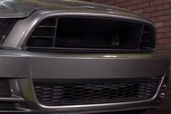 2013-14 Ford Mustang CDC Performance Grille Installation