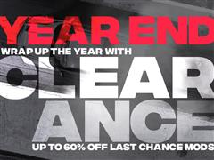 Mustang Clearance Sale!