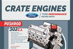 Ford Performance Mustang Crate Engines