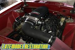 Ford Racing Cobra Jet Intake Manifold Installation