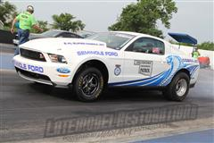 Ford Racing Cobra Jet Mustang: The Modern Day Drag Racing Legend