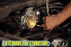 Ford Raptor BBK Throttle Body Install