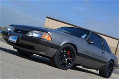 Fox Body Mustang Disc Brake Conversion Installation: SVE 5 Lug Kit
