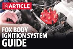 Fox Body Mustang Restoration: Ignition System Guide
