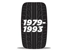 1979-1993 Mustang Tires