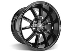 Gloss Black FR500 Mustang Wheels