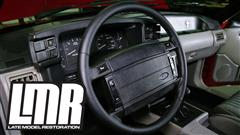 How To: Install Mustang 5.0Resto Steering Wheel (90-93)