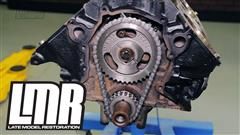 How To: Install 302/351 Mustang Camshaft and Timing Chain