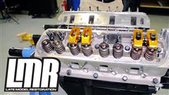 How To: Install 302/351 Mustang Cylinder Heads and Valvetrain