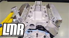 How To: Install 302/351 Mustang Intake Manifold