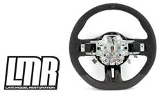 How To: Install Mustang GT350 Steering Wheel (15-16 All)