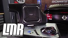 How To: Install Kicker VSS SubStage Subwoofer Kit
