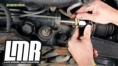 How To: Install Mustang Steering Rack Limiter (79-04 All)