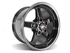 Lightning Race Star Dark Star Wheels