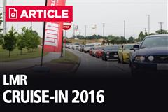LMR Cruise-In to McLane Stadium 2016