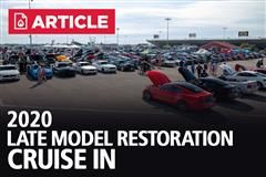 2020 Late Model Restoration Cruise In