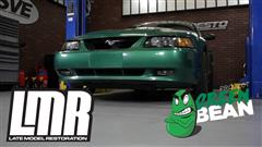 Project Green Bean: 99 Mustang GT Stage 2