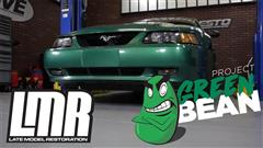 Project Green Bean: '99 Mustang GT