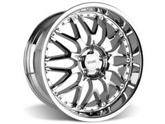 "20"" Chrome 2005-09 Mustang SVE Series 3 Wheels"