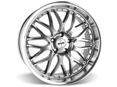 "20"" Gunmetal 2005-09 Mustang SVE Series 3 Wheels"