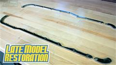 Mustang 302/351 5.0Resto Oil Pan Rails
