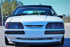 Fox Body Mustang 4 Cylinder to V8 Conversion