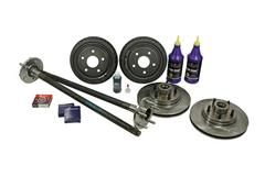 Mustang Fox Body 5 Lug Conversion Kits