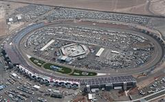 Mustang 50th Anniversary Celebration: Las Vegas Motor Speedway