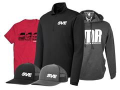 LMR Mustang Apparel & Accessories