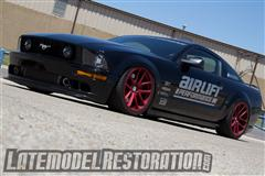 Mustang Airlift Suspension Kits (05-14)