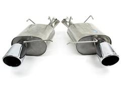Mustang Axleback Exhaust Systems
