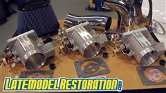 Mustang BBK Cold Air Intake & Throttle Body Installation (94-95)