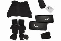 Mustang Black Interior Conversion Kit