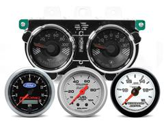 Mustang Boost Gauges