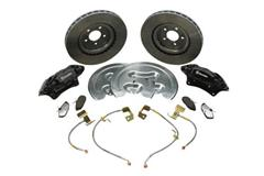 Mustang Brembo Brake Kit Install (M-2300-S Ford Racing)