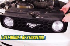 How To Remove & Install Mustang Front Bumper (05-09)