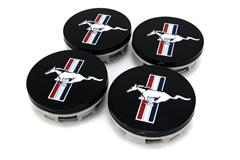 Mustang Wheel Center Caps