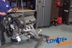 Project Coyote Swap: Headers & Clutch