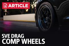 Mustang Drag Comp Wheels | SVE Product Highlight