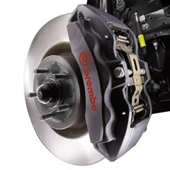 Mustang EcoBoost Brakes