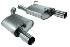 Ford Racing Mustang Axle Back Exhaust