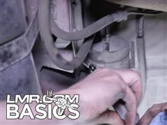 How To Change Mustang Fuel Filter