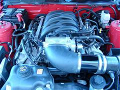 Mustang GT500 Throttle Body Installation (2005-10 GT 4.6L 3V)