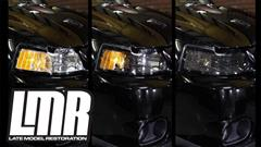 Mustang Headlight Installation & Comparison (99-04 New Edge)