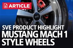Mustang Mach 1 Style Wheels (94-04) | SVE Product Highlight