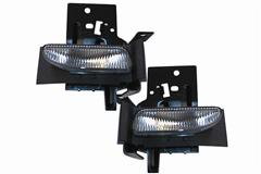 Mustang OE Style Fog Lights