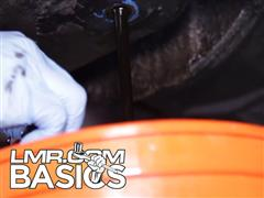 How To Change Engine Oil In A Ford Mustang